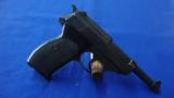 Walther P-38 Post War Steel Frame 9mm - 1 of 9