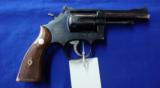 Smith & Wesson Model 18 .22LR - 4 of 8
