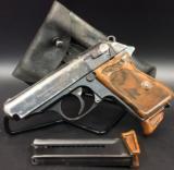 Walther PPK .22LR