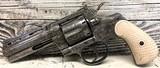 Colt Python .357 Magnum - Engraved by Master artist Peter Kretzmann - 1 of 25