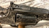 Colt Python .357 Magnum - Engraved by Master artist Peter Kretzmann - 21 of 25