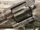 Colt Python .357 Magnum - Engraved by Master artist Peter Kretzmann - 7 of 25