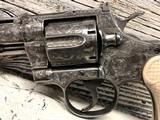 Colt Python .357 Magnum - Engraved by Master artist Peter Kretzmann - 3 of 25