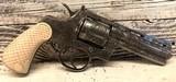 Colt Python .357 Magnum - Engraved by Master artist Peter Kretzmann - 13 of 25