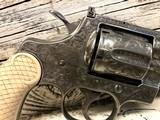 Colt Python .357 Magnum - Engraved by Master artist Peter Kretzmann - 15 of 25