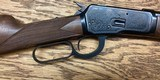 Winchester 1892 125th Anniversary Sporter .357 mag - 11 of 13