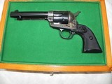 Colt Saa 2nd Gen 38 SpecialMfg 1957 Unfired an Unturned Like New - 1 of 13