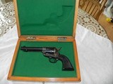 Colt Saa 2nd Gen 38 SpecialMfg 1957 Unfired an Unturned Like New - 7 of 13