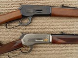 Browning 1886 Matched Pair Rifles, Grade I & High Grade, NIB – .45-70 - 3 of 15