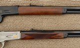 Browning 1886 Matched Pair Rifles, Grade I & High Grade, NIB – .45-70 - 5 of 15