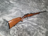 Anscutz 1422 .22 LR, with Double Set Triggers, I'm very good condition