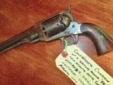 Confederate Conversion of Whitney & Remington Revolver..Exceedingly RARE !