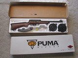 PUMA PPS50-22cal. SAuto- WW2 Clone to Russian PPSH41..