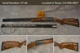 Krieghoff Case Colored K-80 Trap 32 and 34 unsingle