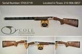 "Beretta 694 BFAST LEFT HANDED with 32"" barrels"