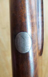 F. Baker 12-bore double rifle - 6 of 12