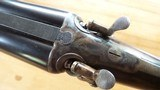 F. Baker 12-bore double rifle - 3 of 12