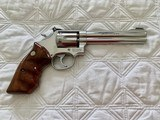 1993 Smith & Wesson Model 617 No Dash, .22LR, All Combat, Bright Stainless Steel