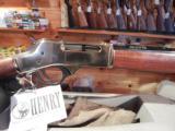 Henry lever 30-30 Brass ,Octagon barrel NIB - 3 of 10
