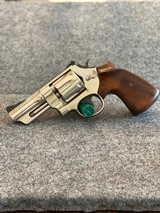 Smith&Wesson, Pre-Model-27, Five Screw Variation, Nickel Finish
