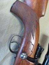 FN BELGIUM CUSTOM 270 MAUSER BOLT ACTION REPEATER WITH ERA CORRECT WEAVER K2.5-1 SCOPE - 7 of 20