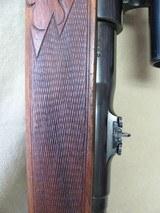 FN BELGIUM CUSTOM 270 MAUSER BOLT ACTION REPEATER WITH ERA CORRECT WEAVER K2.5-1 SCOPE - 4 of 20