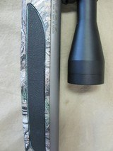 TRADITIONS STAINLESS VORTEK STRIKERFIRE50 CALIBER BLACK POWDER WITH TRADITIONS SCOPE - 4 of 19