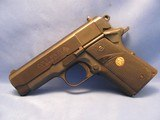 COLT MK IV, SERIES 80, OFFICERS MODEL, 45ACP, COMPACT 1911 STYLE PISTOL