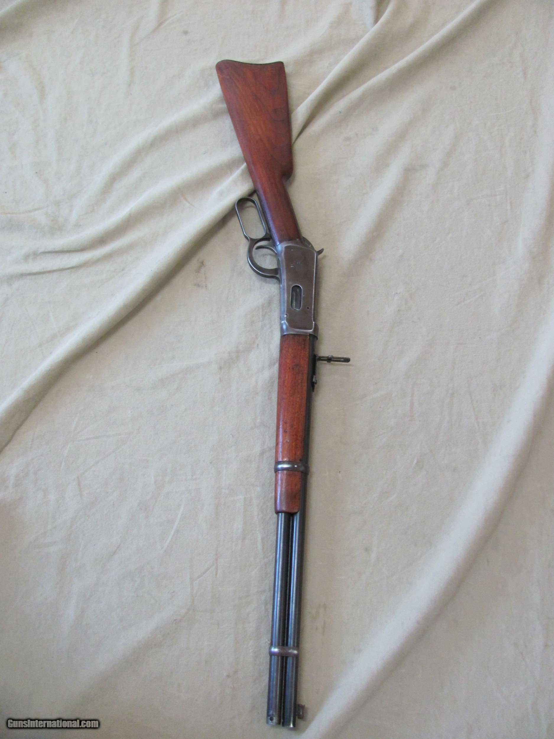 WINCHESTER 94 LEVER ACTION 30-30 OR 30 W C F  CALIBER
