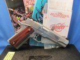 KIMBER 38 SUPER GOLD MATCH SE II 1911 STYLE SPECIAL EDITION PISTOL