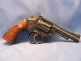 SMITH&WESSON DOUBLE ACTION 22LR 18-2DOUBLE ACTION REVOLVER WITH ADJUSTABLE SIGHTS