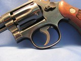 SMITH&WESSON DOUBLE ACTION 22LR 18-2DOUBLE ACTION REVOLVER WITH ADJUSTABLE SIGHTS - 7 of 20