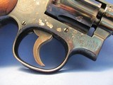 SMITH&WESSON DOUBLE ACTION 22LR 18-2DOUBLE ACTION REVOLVER WITH ADJUSTABLE SIGHTS - 3 of 20