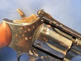 SMITH&WESSON DOUBLE ACTION 22LR 18-2DOUBLE ACTION REVOLVER WITH ADJUSTABLE SIGHTS - 4 of 20