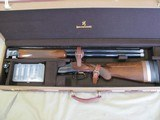BROWNING CITORI LIGHTING SPORTING CLAYS EDITION 12 GAUGE OVER UNDER SHOTGUN IN BROWNING CASE.