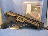 ROCK RIVER ARMS LAR-PDS 5.56mm PISTON DRIVEN RIBBED FOREND SEMI AUTO PISTOL