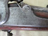 1864 SPRINGFIELD 58CAL SMOOTH BORE 3 BAND ANTIQUE RIFLE - 7 of 25