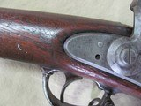 1864 SPRINGFIELD 58CAL SMOOTH BORE 3 BAND ANTIQUE RIFLE - 8 of 25