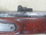 1864 SPRINGFIELD 58CAL SMOOTH BORE 3 BAND ANTIQUE RIFLE - 6 of 25