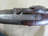 1864 SPRINGFIELD 58CAL SMOOTH BORE 3 BAND ANTIQUE RIFLE - 21 of 25