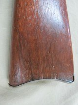 RARE FIND, US NAVY 1870 BY SPRINGFIELD WITH 1863 PARTS, TRAP DOOR 50/70 ANTIQUE RIFLE - 15 of 25