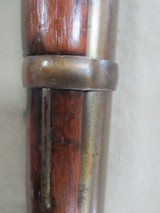 RARE FIND, US NAVY 1870 BY SPRINGFIELD WITH 1863 PARTS, TRAP DOOR 50/70 ANTIQUE RIFLE - 7 of 25