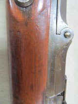 RARE FIND, US NAVY 1870 BY SPRINGFIELD WITH 1863 PARTS, TRAP DOOR 50/70 ANTIQUE RIFLE - 9 of 25