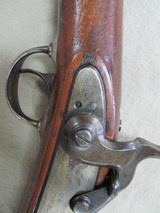 RARE FIND, US NAVY 1870 BY SPRINGFIELD WITH 1863 PARTS, TRAP DOOR 50/70 ANTIQUE RIFLE - 11 of 25