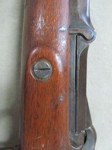 RARE FIND, US NAVY 1870 BY SPRINGFIELD WITH 1863 PARTS, TRAP DOOR 50/70 ANTIQUE RIFLE - 18 of 25