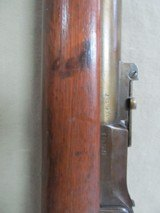 RARE FIND, US NAVY 1870 BY SPRINGFIELD WITH 1863 PARTS, TRAP DOOR 50/70 ANTIQUE RIFLE - 19 of 25