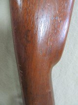 RARE FIND, US NAVY 1870 BY SPRINGFIELD WITH 1863 PARTS, TRAP DOOR 50/70 ANTIQUE RIFLE - 12 of 25