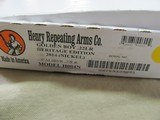 NEW IN BOX ONE-OF-ONE 2014 HENRY REPEATING ARMS LIMITED HERITAGE EDITION 22LR LEVER ACTION CARBINE - 14 of 14