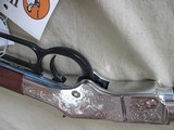 NEW HENRY SILVER EAGLE 2ND EDITION LEVER ACTION 22 LR RIFLE - 6 of 7