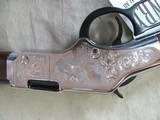 NEW HENRY SILVER EAGLE 2ND EDITION LEVER ACTION 22 LR RIFLE - 2 of 7